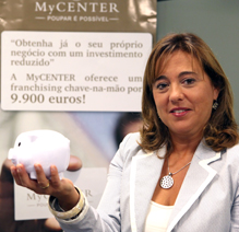 MyCenter aposta no autoemprego