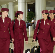 Qatar Airways recruta em Portugal
